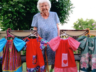 QC-woman-makes-1,000th-dress-just-before-her-100th-birthday