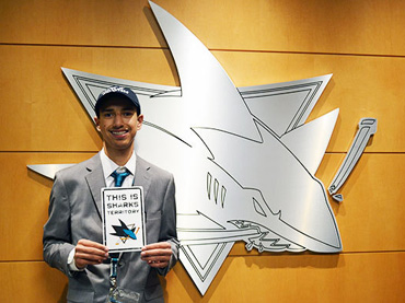 SAN-JOSE-SHARKS-MAKE-A-HOCKEY-WISH-COME-TRUE